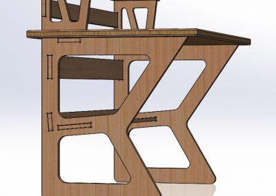 CNC Desk